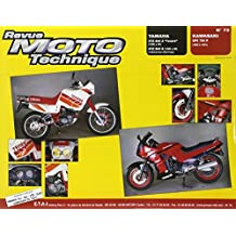 Revue Moto Technique N'73 : Yamaha XTZ 600Z et Kawasaki GPZ 750R