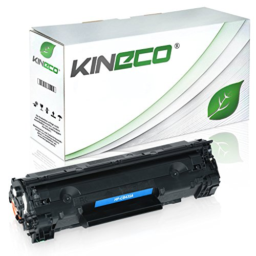 Kineco Toner kompatibel zu HP CB435A LaserJet P1005, P1006, P1007, P1008 -...