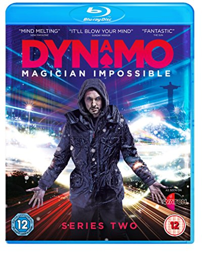 Dynamo: Magician Impossible - Series 2 [Blu-ray] [UK Import] -