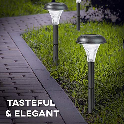 Set aus 10 Solar Garten Leuchten - 5