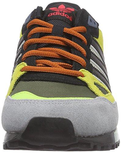 quality design c01d9 2869d ... sweden adidas zx 750 zapatillas para hombre color negro gris amarillo  naranja c151d a995c