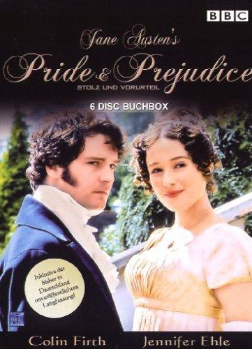 Bild von Pride & Prejudice - Stolz und Vorurteil [Director's Cut] [6 DVDs]