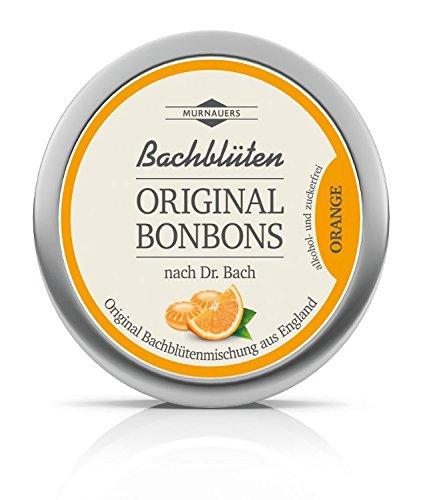 Bachblüten Murnauer ORIGINAL BONBONS nach Dr. Bach Orange,50g