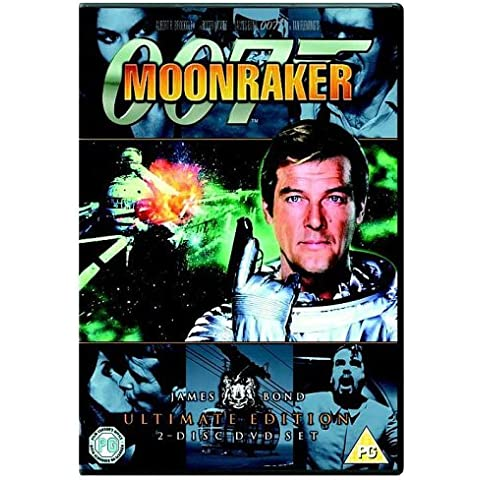 James Bond - Moonraker (Ultimate Edition 2 Disc Set) [DVD] by Roger Moore