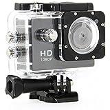 Brain Freezer SJCAM SJ4000 HD 1080P Waterproof Sport Action Camera (Black)