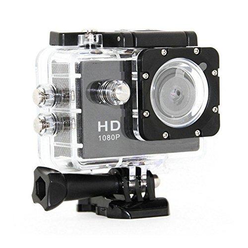 Sjcam Sj4000 Hd 1080p Cam Sports Action Waterproof Camera Black