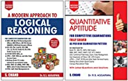 RS Agarwal - Quantitative Aptitude + Logical Reasoning