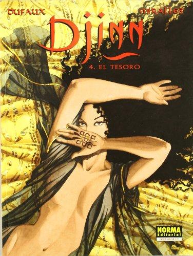 DJINN 04: EL TESORO (EXTRA COLOR) por Jean Dufaux