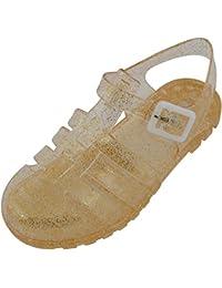 2e6c3e3b0 Amazon.es  Caucho - Sandalias de vestir   Zapatos para niña  Zapatos ...