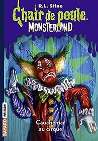 Monsterland, Tome 07: Cauchemar à Clown Palace par Robert Lawrence Stine