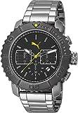 Puma Herren-Armbanduhr Man Gallant Chronograph Quarz PU103561001