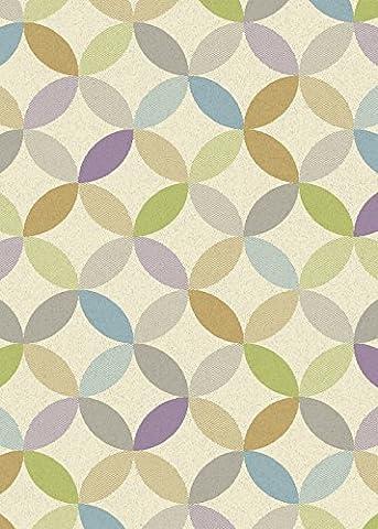Modern Designer carpet MAIN Rug 120x170cm FC06 Multi Geo Multicolor 100% POLYPROPYLENE