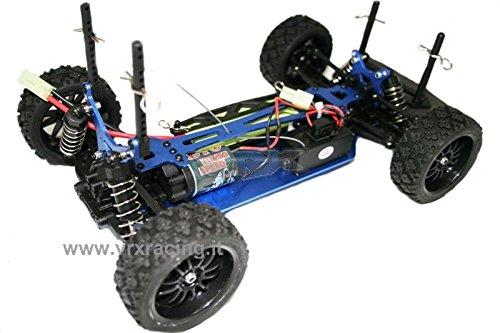 RC Auto kaufen Rally Car Bild 5: Stra en Rally xr16 EBD 1 16 B rsten VRX Radio 2 4 GHz ni mh 7 2 V RTR 4 WD VRX Karosserie rot*