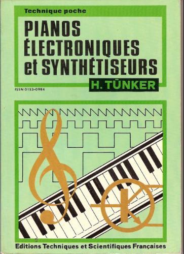 Pianos électroniques et synthétiseurs (Technique poche) Broché – 1979 Helmuth Tünker Herrmann Schreiber B0014LG2WE Facture