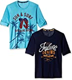 Fort Collins Men's T-Shirt (Pack of 2) (...
