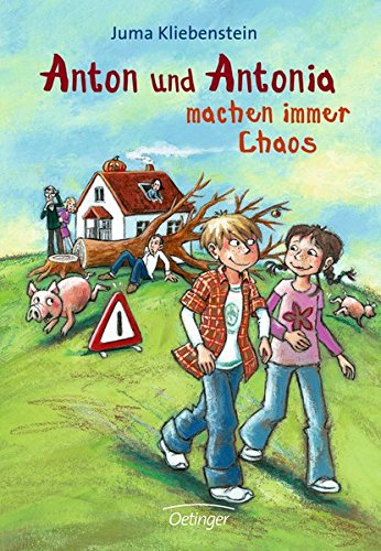 Anton und Antonia machen immer Chaos