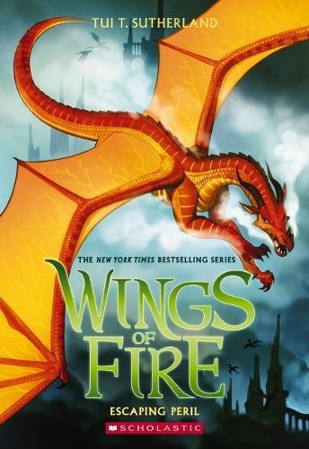 Escaping Peril (Wings of Fire) por Tui T. Sutherland