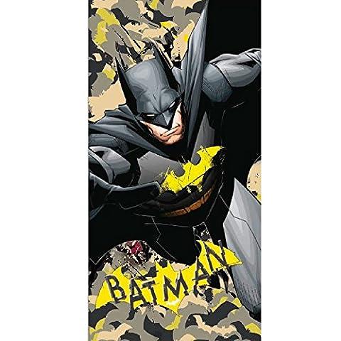 Batman 2200002162140x 70cm Dark Knight de bain et serviette de