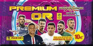 Panini - Foot TCG ADRENALYN XL 2019-20 Blister Premium Oro 2526-047
