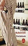 Factotum par Bukowski
