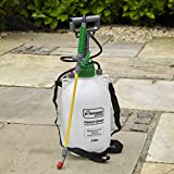 Kingfisher PS4003 Pump Action Pressure Garden Sprayer,5 Litre