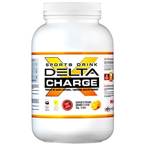 DELTA CHARGE ORANGE 2 kg - Formule récupération énergie - XPN XTREM PERFORMANCE NUTRITION Marque professionnelle 2kg