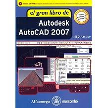 El gran libro de Autodesk AutoCAD 2007 CD