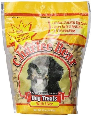 Charlee Bear Dog Treat, 16-Ounce,