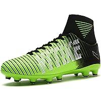 Elaphurus Kinder und Männer AG Fußball Stiefel Teenager Fußball Leichtathletik Training Schuhe Fußballschuhe Damen/Mädchen