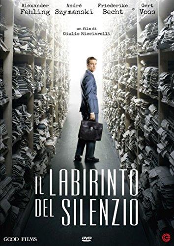 il-labirinto-del-silenzio-dvd