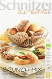 Schnitzer glutenfree Bio Brunch-Mix Grainy, Classic,Rustic, 6er Pack (6 x 200 g)
