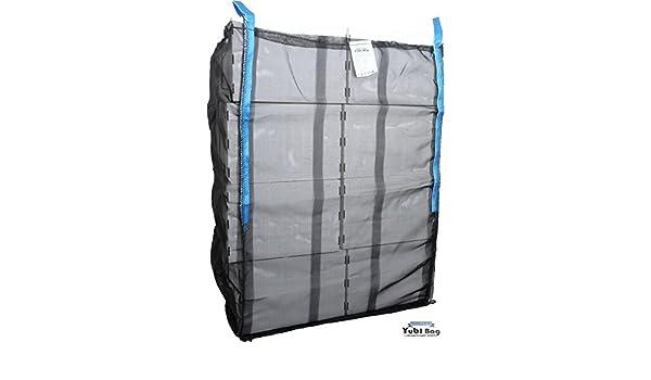 Yubi Bag 5er Pack KOMPLET MOSKITO HolzBag Woodbag// Kaminholzsack Holz Big Bag