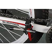 bioings (TM) parti in acciaio mtb bicicletta catena Breaker Cutter Rimozione Strumenti di riparazione Solid Bicicletta Catena Pin Splitter dispositivo yc070-sz