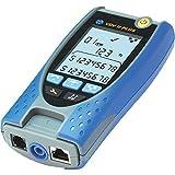 Ideal VDV II Plus Kabeltester R158002 Hub-Blink,Längenmes. Mess-/Testgerät für Kommunikationstechnik 0783250764853
