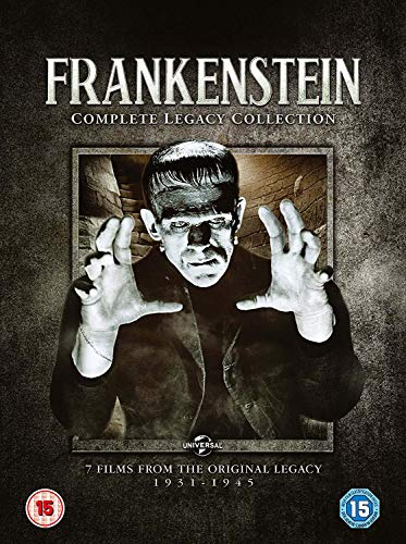 Frankenstein: Complete Legacy Collection (DVD) [2017]