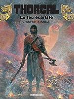 Thorgal - Tome 35 - Le feu écarlate de Grzegorz Rosinski