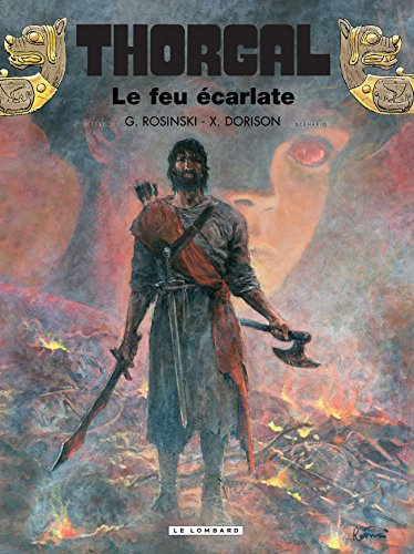 Thorgal - tome 35 - Le feu carlate