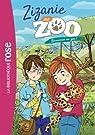 Zizanie au zoo, tome 1 : Bienvenue au zoo par Alix
