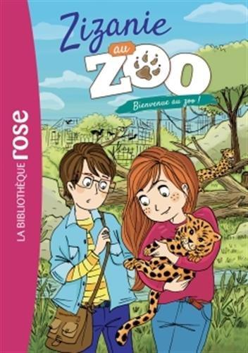 Zizanie au zoo 01 - Bienvenue au zoo ! par Cécile Alix