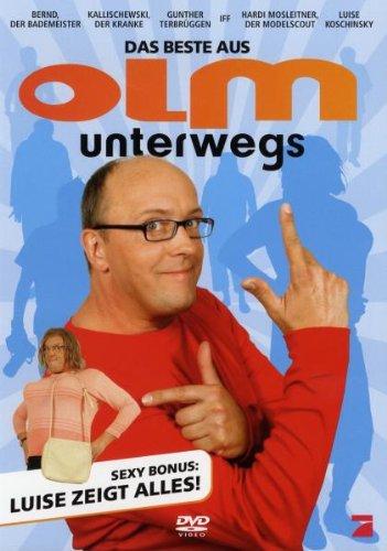 Hans Werner Olm - Das Beste aus Olm Unterwegs (2 DVDs)