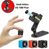 lzn Auto Kamera, SQ11 FHD 1080P Mini Auto DVR Kamera Dash Cam IR Nachtsicht Bewegung
