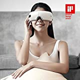 Breo iSee 4 Masseur des Yeux Appareil de Massage Oculaire Music Therapy Stress Relief Machine for Eye with 3 Modes Air Pressure, Heat Compression, Vibration Massage