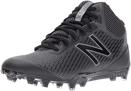 New Balance BurnX 2E Molded Football Cleat, Black/Black, Gr. 44,5 EUR · US 10,5