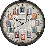 Grand Hotel reloj gigante Transomnia - Londres