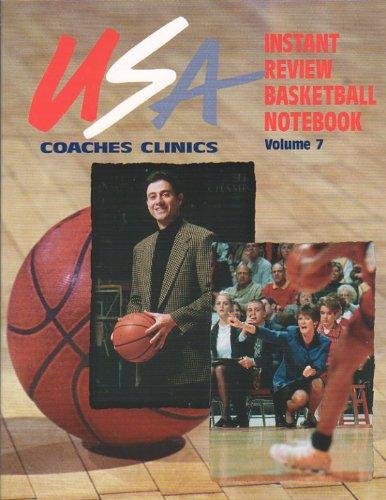 USA Coaches' Clinic: Instant Review Basketball Notebook por Bob Murrey