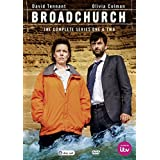 Broadchurch: Series 1-2 [DVD] by David Tennant