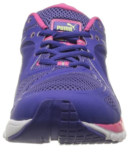 Puma Faas 600 S Wn'S, Chaussures de running femme Bleu (Blue/Purple/Lime)