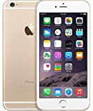 Apple iPhone 6 Plus, 5,5' Display, Sim-Free, 64 GB, 2014, Gold (Zertifiziert und Generalüberholt)