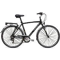 VERTEK Bicicletta Amsterdam 28'' 7 velocita' Nero notte (City) / Bicycle Amsterdam 28'' 7 speed Black night (City)