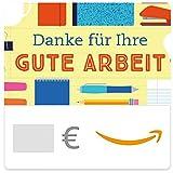 Digitaler Amazon.de Gutschein (Danke für Ihre gute Arbeit)
